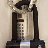 Top Lock ART 4 Kettingslot loop + U-beugel hangslot - 170 cm_