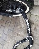Maxx-Locks Naseby scooterslot ART 3 met loop + 150cm ketting