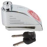Schijfremslot met alarm 5,5mm (110 Db)