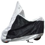 Scooterhoes / Motorhoes / Brommerhoes - Maxxcovers - Maat M + WS (Windscherm Scooter)