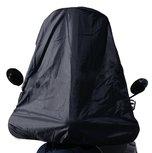 Windscherm beschermhoes - zwart