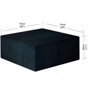 Tafelhoes Vierkant 74X74X28cm