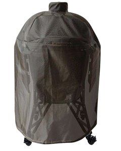 Kamado BBQ hoes - Small - 13 tot 15 inch - Zwart