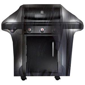 Gasbarbecue Hoes Universeel Medium