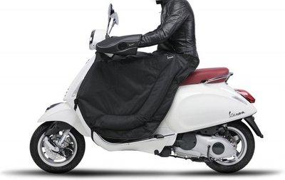 Beenkleed Vespa Sprint / Primavera Origineel - Zwart