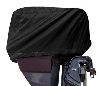Buitenboordmotorhoes - 80x50x60cm - Vanaf 100 PK - Zwart